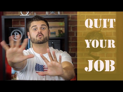 How To Quit Your Job & Build A Business On The Side