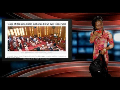 Keeping It Real With Adeola -170 (Nigeria's Shameless Lawmakers)