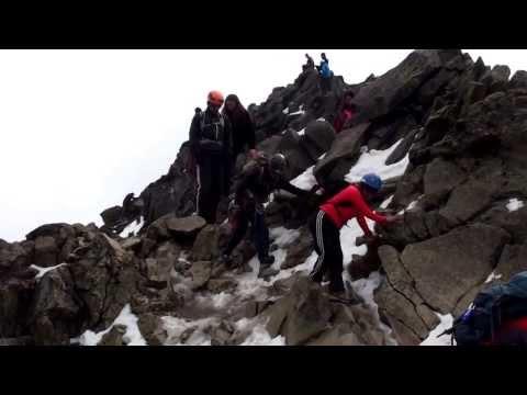 Cumbre Nevado de Toluca