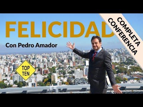 LA MEJOR CONFERENCIA DE FELICIDAD - Pedro Amador Director de Happiness Play