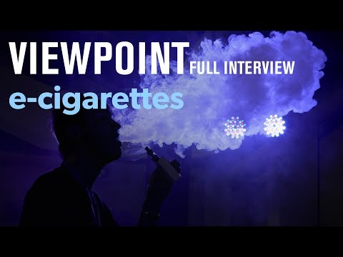 Clive Bates on e-cigarettes, vaping, and tobacco harm reduction - Full interview | VIEWPOINT