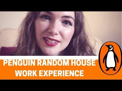 My Work Experience at Penguin Random House