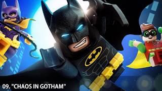 The Lego Batman Movie - Lorne Balfe - Soundtrack Suite - 16 min.