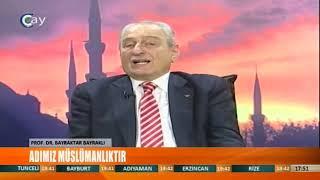 PROF DR BAYRAKTAR BAYRAKLI 22 05 2019