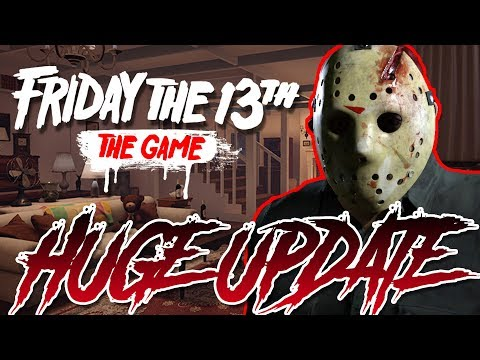 HUGE UPDATE!! | New Trailers, Emote Pack, Stats Revealed, and MORE!! | Friday the 13th: The Game