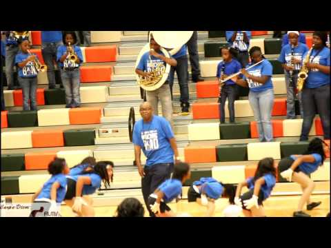 Renew CAA vs Arthur Ashe @ New Orleans Middle Schools Band Showcase (2017)