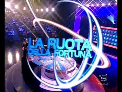 La Ruota Della Fortuna (Wheel of Fortune Italy) (04.09.2012)