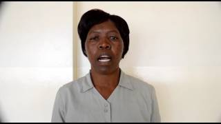 MMM VIDEO AND LETTER OF HAPPINESS FOR TRUPHENA JEMELI BUSIENEI
