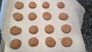 Vegan Maple Almond Butter & Sea Salt Cookie Recipe From Bakeyourwaykitchen!