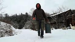 Homestead Snow Day!
