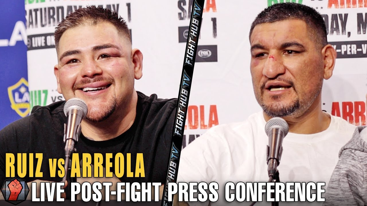 Andy Ruiz vs. Chris Arreola fight results: 'The Destroyer' returns to ...