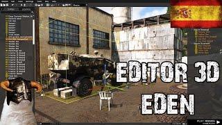 Скачать ARMA 3 EDEN TUTORIAL EDITOR 3D 1 INTRODUCCIÓN