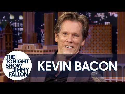 Kevin Bacon Got Busted by the TSA for a Sweet Potato
