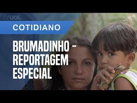 NO CAMINHO DA LAMA, VIDAS | O DESASTRE DA BARRAGEM DE BRUMADINHO