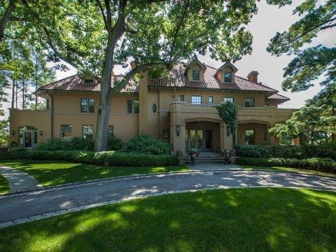 Historic Italian Renaissance Style Estate in Bronxville, New York