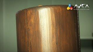 8. Отделка маслом для наружных работ. Красим оцилиндрованное бревно(Главная новость для наружных работ этого года - гибридное масло на водной основе YS M300. Стоимость ниже, чем..., 2015-09-14T11:18:21.000Z)
