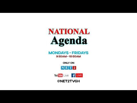 NATIONAL AGENDA WITH YAW ADOMAKO BAAFI (OCTOBER 15, 2021)