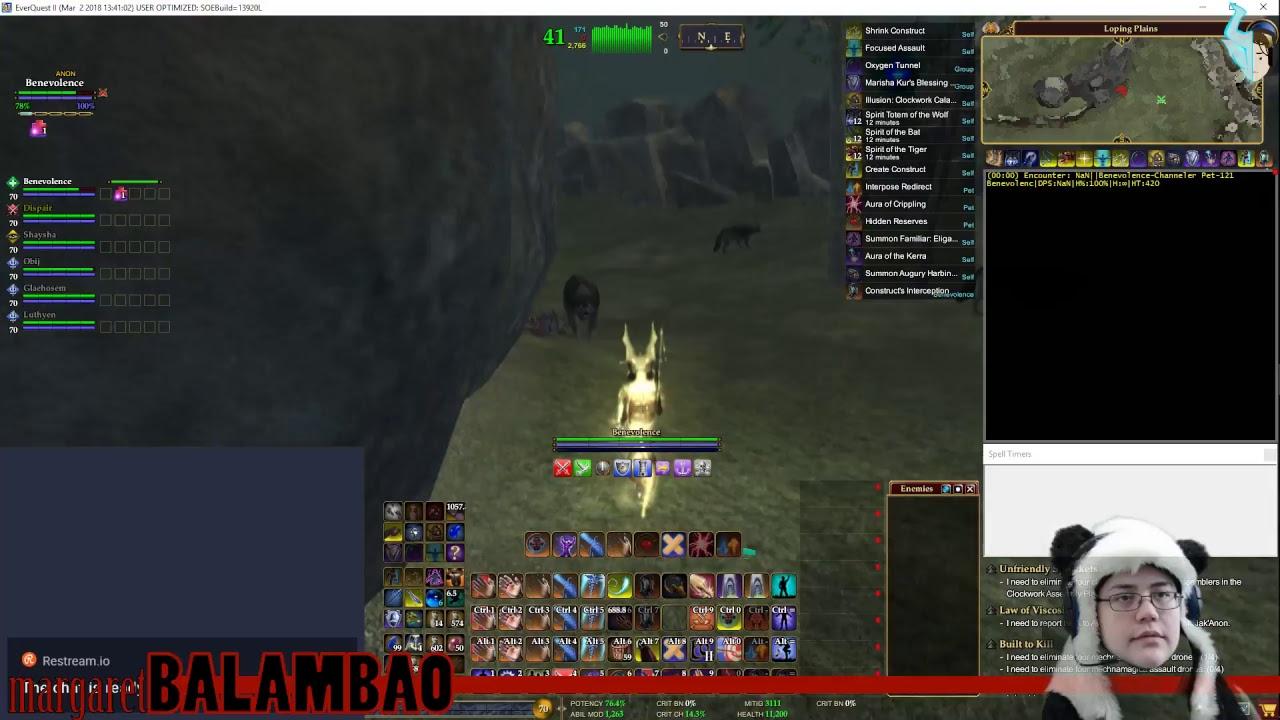 Eq2 channeler gameplay