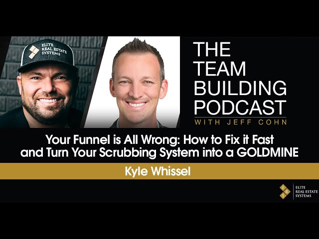 Your Funnel is All Wrong: How to Fix it Fast and Turn Your Scrubbing System into a GOLDMINE