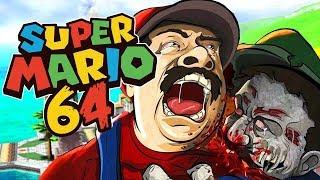 2018 Super Mario 64 Zombies Map (Call of Duty Custom Zombies)