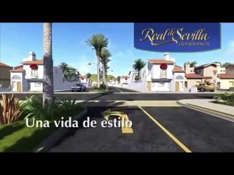 REAL DE SEVILLA CLUB RES. 3D VIDEO