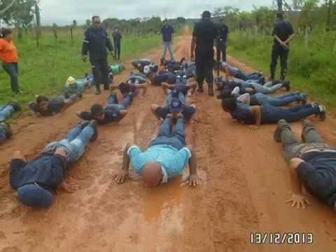 capacitación de protección civil del municipio casacoima estado delta amacuro, venezuela