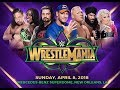 Wrestlemania 34 Presale CODE and Seating Chart
