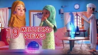 Aurton Ki  Namaz  Ka Tarika  | How to Pray Salah  for Girls  | Ghulam Rasool Cartoon