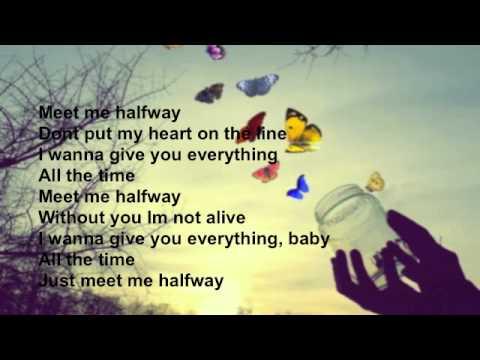 ►Tim Benson-Meet Me Halfway + lyrics