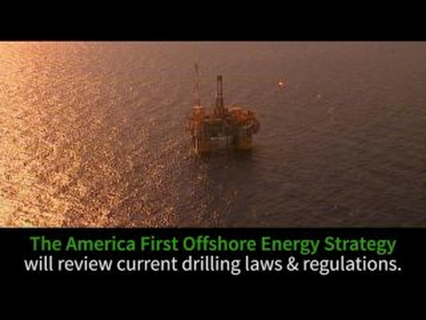 Trump drills into offshore oil and gas regulations with new order