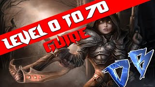Diablo 3 - Guide from 0 to 70!! Season 19