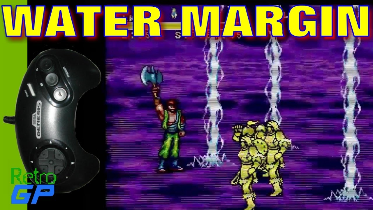 water margin sega rom