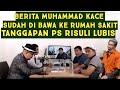 BERITA MUHAMMAD KACE SUDAH DI BAWA KE RUMAH SAK1T UNTUK DI OB4TI (TANGGAPAN PS RISULI LUBIS)
