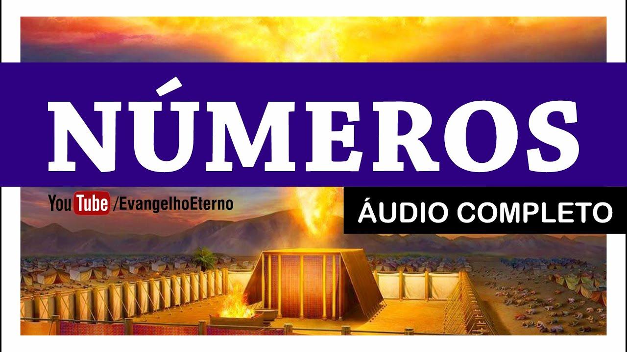 Download NÚMEROS Livro Bíblico Completo (Bíblia em áudio) BAMIDBAR