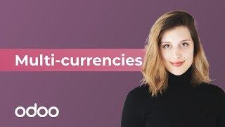 Multi-currencies | Odoo Accounting screenshot 5