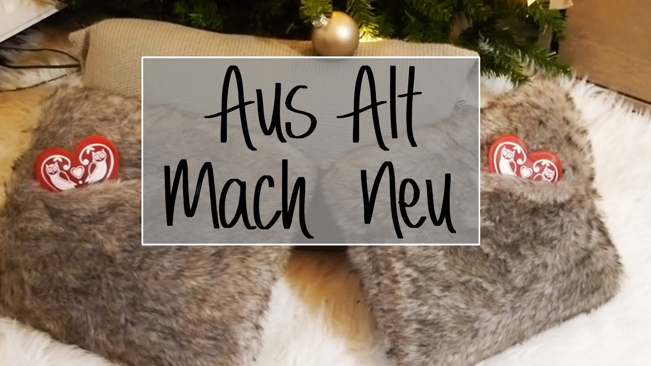 DIY I Aus Alt Mach Neu  YouTube