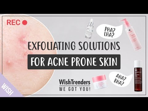 [FULL] Wrong Exfoliation Makes Acne Worse!ㅣAHA, BHA, LHA, PHA? Perfect Skin Types for Each