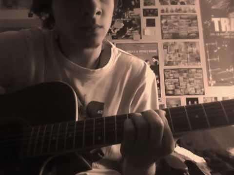 Glen Hansard - Leave  guitar cover