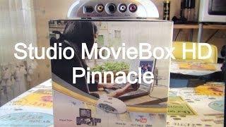 Pinnacle Studio MovieBox HD Распаковка и краткий обзор(Pinnacle Studio MovieBox HD Обзор Покупка из МЕДИАМАРКТА Pinnacle Studio MovieBox HD Для записи видео со старых видеокамер и прочее..., 2014-06-15T15:50:11.000Z)