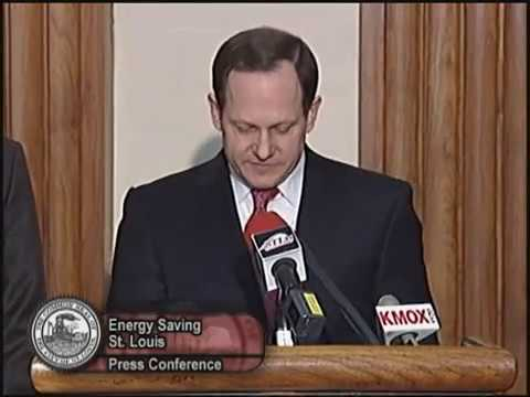 Energy Saving St. Louis Press Conference (edit)
