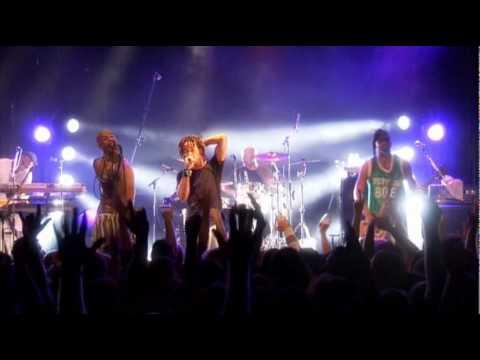 Sunless Saturday - Fishbone LIVE in Bordeaux