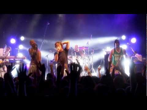 Sunless Saturday - Fishbone LIVE in Bordeaux