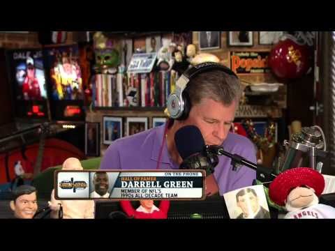 Darrell Green on The Dan Patrick Show 7/24/13