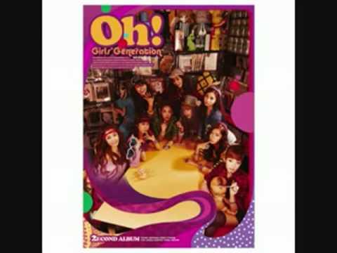 [MP3/FULL] SNSD (소녀시대) - Oh! [The 2nd Album]