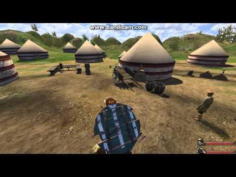 Mount&Blade Diriliş Ertuğrul modu Kayı Obası