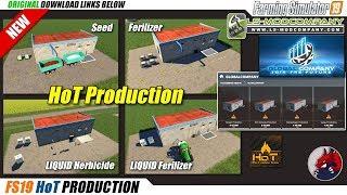 "[""BEAST"", ""Simulators"", ""Review"", ""FarmingSimulator19"", ""FS19"", ""FS19ModReview"", ""FS19ModsReview"", ""fs19 mods"", ""Global Company"", ""Seed production"", ""Fertilizer production"", ""LIQUID Fertilizer production"", ""LIQUID Herbicide production"", ""HOT PRODUCTION"","