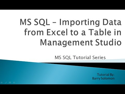 how to add data to sql table in management studio