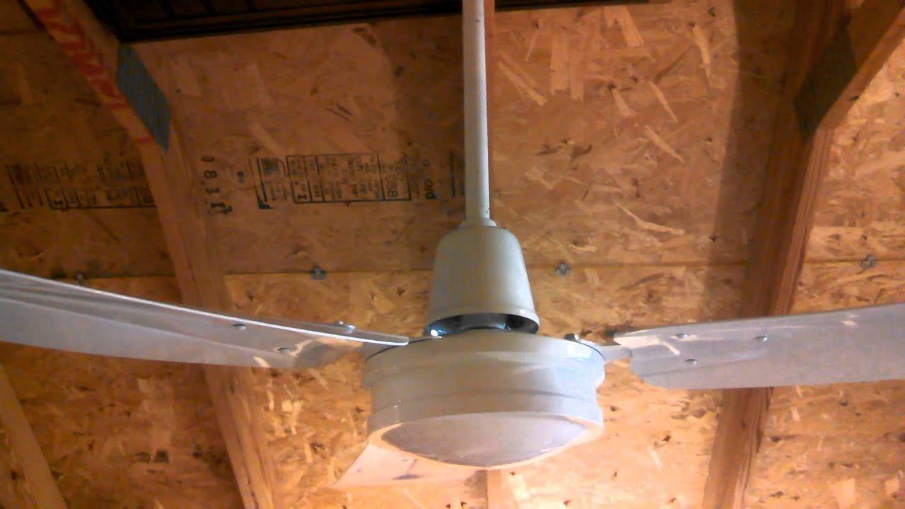 Canarm Pleasantaire Industrial Commercial Ceiling Fan
