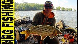 Рыбалка на КАРПА (САЗАНА) и ОГРОМНЫХ КАРАСЕЙ в диких условиях