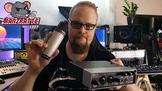 Mikrofon & Interface ? Das beste Einsteiger-Setup unter 200€! | Ranzratte1337